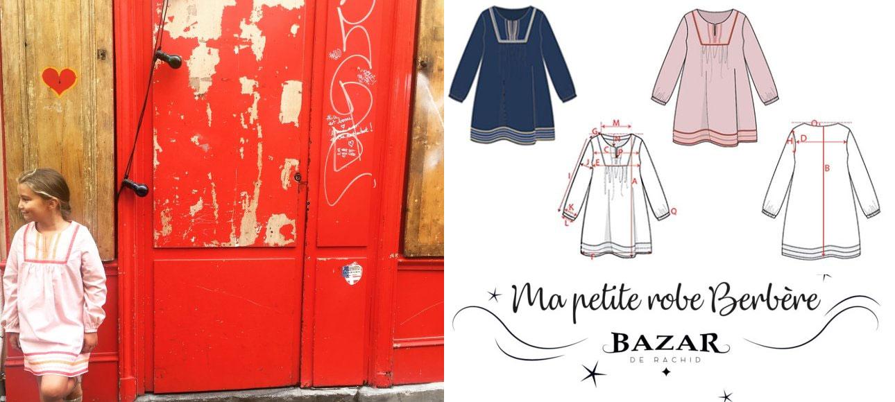 Ma petite robe berbère - Campagne de financement participatif