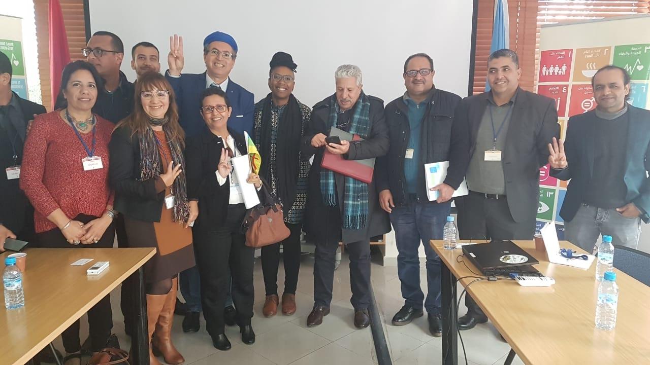 Rapport ONU Racisme Etat Maroc